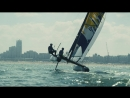 Red Bull Foiling Generation 2018 The Hague, Netherlands