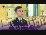 В Петербурге впервые приняли клятву кадеты ФСО