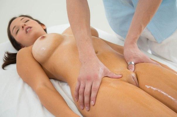 нежный секс после массажа