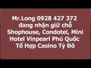Đầu tư bất đông sản cho thuê Vinpearl Phú Quốc Shophouse, Condotel, Mini Hotel Tổ Hợp Tỷ Đô - phần 9