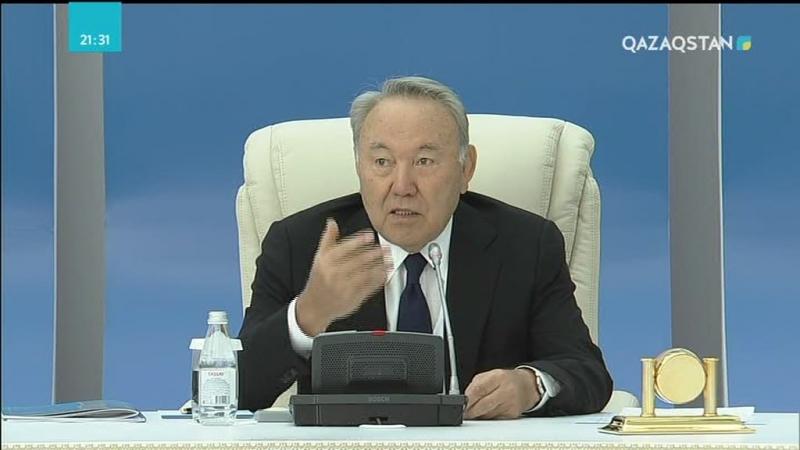 Нұрсұлтан Назарбаев: Бұл оқулықтар біз оқыған кезде қолға тимеген құндылық