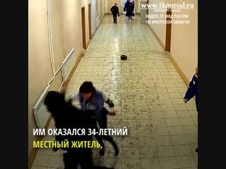 Разбойное нападение с ножом. Черемхово. Февраль 2019