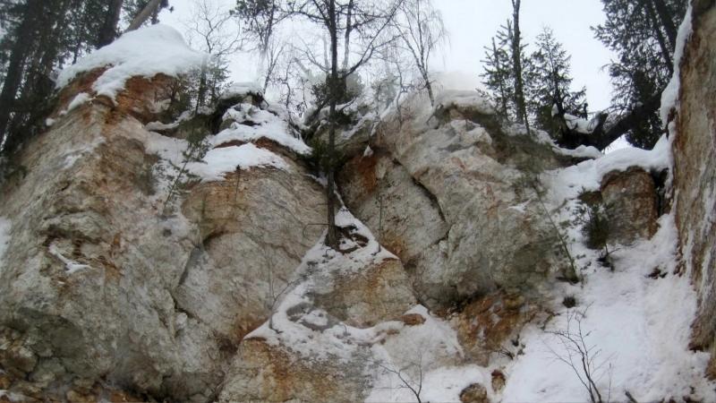 Незабываемое путешествие -Пинежские пещеры-Голубинский провал