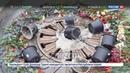 Новости на Россия 24 В Киеве залили цементом мемориал Вечный огонь