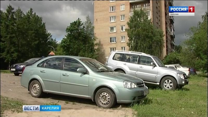 Власти Петрозаводска предлагают ввести новые штрафы за нарушения в сфере благоустройства