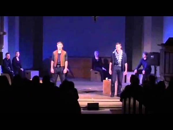 Children of Eden 1 - Chris Murray, Michaela Linck, Frank Brunet, Jonas Hein