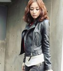 Leather Winter Coats For Women