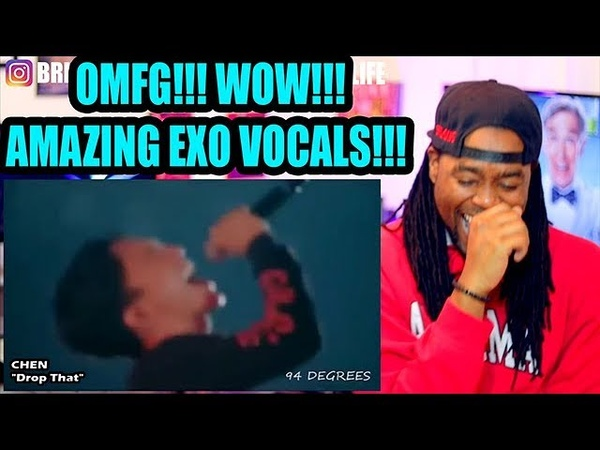 EXO'S AMAZING VOCALS This Felt Like a Sing Off lol REACTION