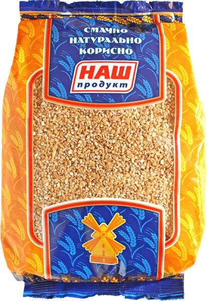 Крупа пшенична, Наш Продукт, 800 г