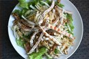 Куриный салатик на ужин: просто и со вкусом