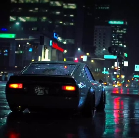 Neo-noir Drive