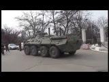 Ввод войск РФ  Захваченная Рада АРК   Путин Россия Украина Крым Война Войска Захват