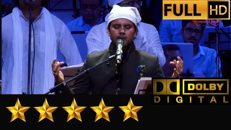 Kun Faya Kun a Sufi Song From Rockstar by Javed Ali - Hemantkumar Musical Group Live Music Show