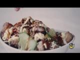 Тонкатсу с жареным рисом (How To Make Tonkatsu Poutine with Rice Fries)