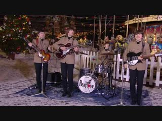 Гости Rock'n'Roll Music Bar на 1-м канале утром 16.01.2019