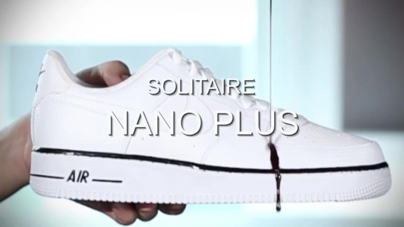 Solitaire nano plus — защита обуви от соли и реагентов