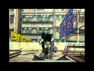 AMV : Ghost In The Shell ~ Betatraxx-shuffling and looking dumb by SN⦰RKY