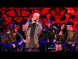 Таисия Повалий - В землянке / Большой праздничный концерт ко Дню Победы