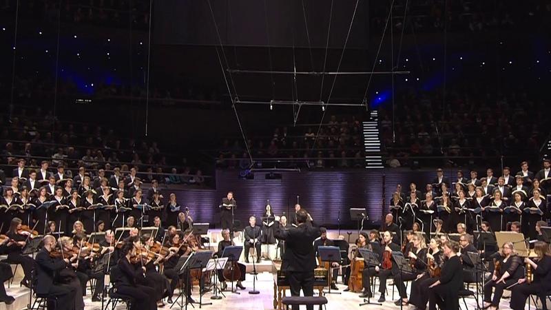 Bach: Matthäus-Passion / Petrus aber saß – Erbarme dich (David DQ Lee)