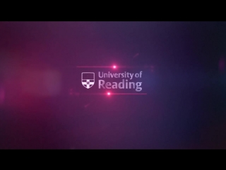 Come and join us - get ready for the university of reading
