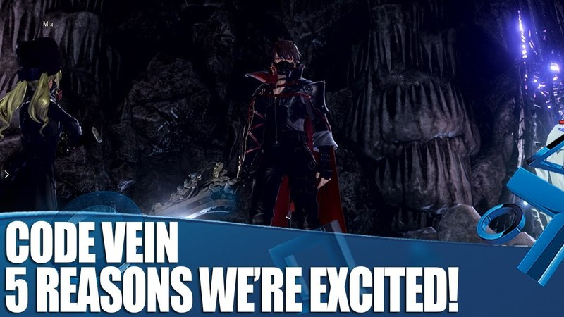 Code Vein New Gameplay - 5 Reasons We're Excited!