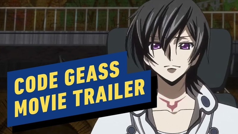 Code Geass Lelouch of the Re surrection Movie Trailer English Sub