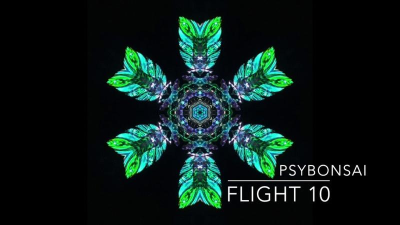 Progressive Psytrance Mix October 2018 (HD)-Flight 10