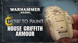 Tip of the Day - How to Paint House Griffith Armour