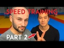 SPEED TRAINING part 2 - how to improve speed and athletic for KARATE KATA -TEAM KI