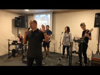 Неденоминационная Церковь Иисуса Христа в Москве  Live