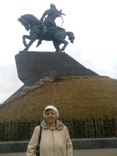 Салима Галиуллина, 11 октября , Миллерово, id173312899
