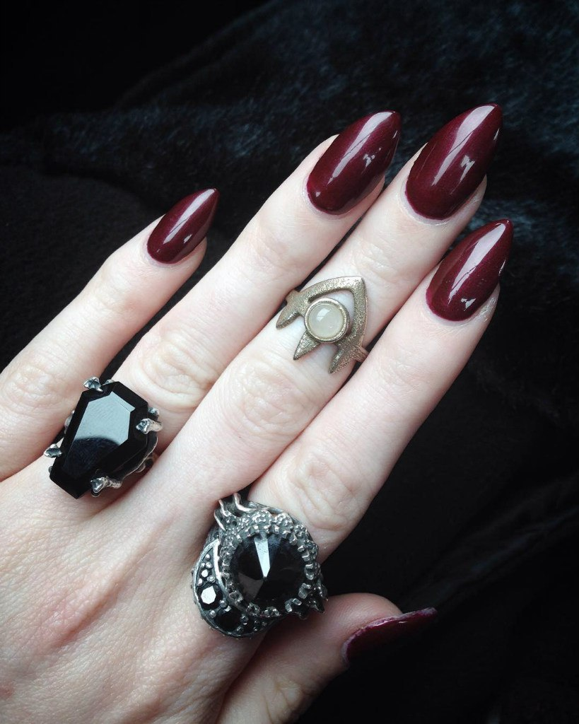 15+ Witch Halloween Nails Art Designs & Ideas 2016 ...