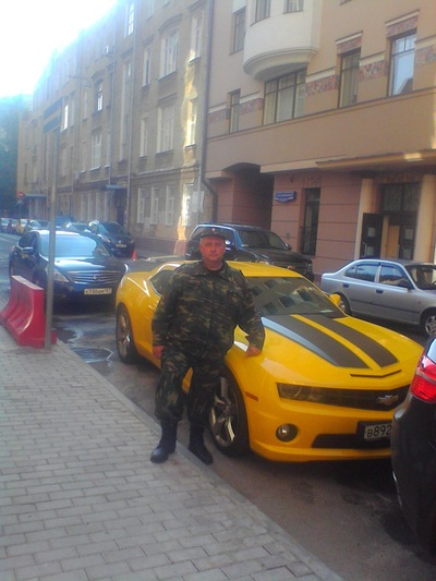 Мишаня Барабашов, 13 апреля , Казань, id213365085
