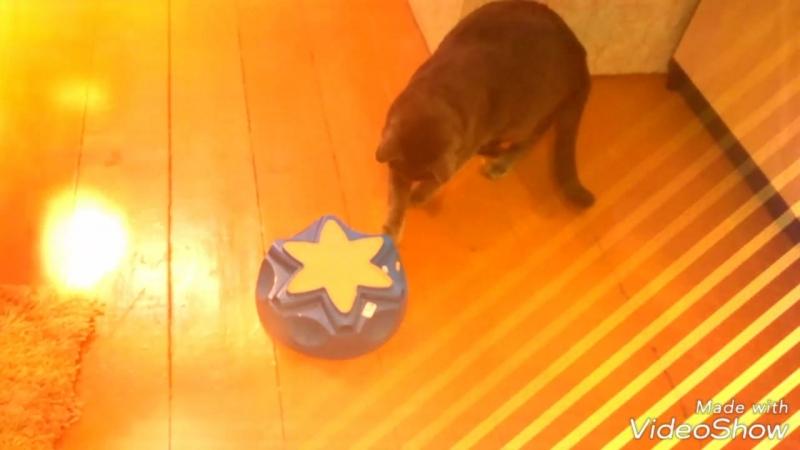 Электронная игрушка OurPets Catty Whack Electronic Cat Toy - увлекательное развлечение для питомца.