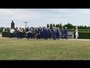 Губернаторский духовой оркестр Прохоровское поле выход парадной колонны