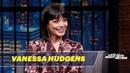 Vanessa Hudgens Went to Jennifer Lopez's House for Taco Tuesday