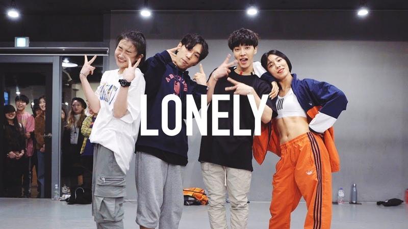 Lonely - Lee Gikwang(이기광) ft. Jiselle Lia Kim X Yoojung Lee X Koosung Jung Choreography