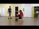 Николай Матвеев специально для реалити - шоу Танцформер, задание 4.