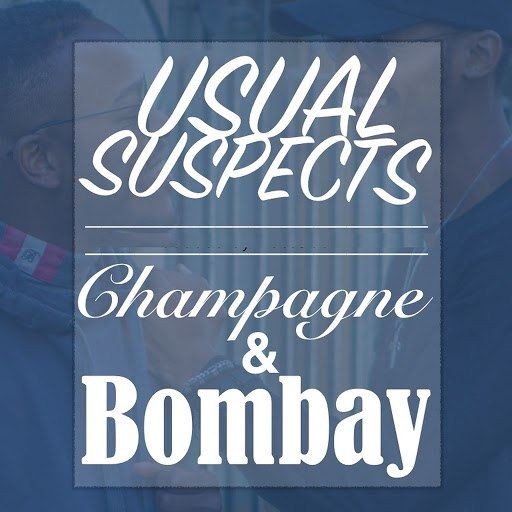 Usual Suspects альбом Champagne & Bombay
