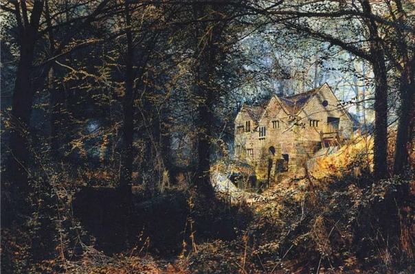 Джон Эткинсон Гримшоу John Atinson Grimshaw (1836-1893