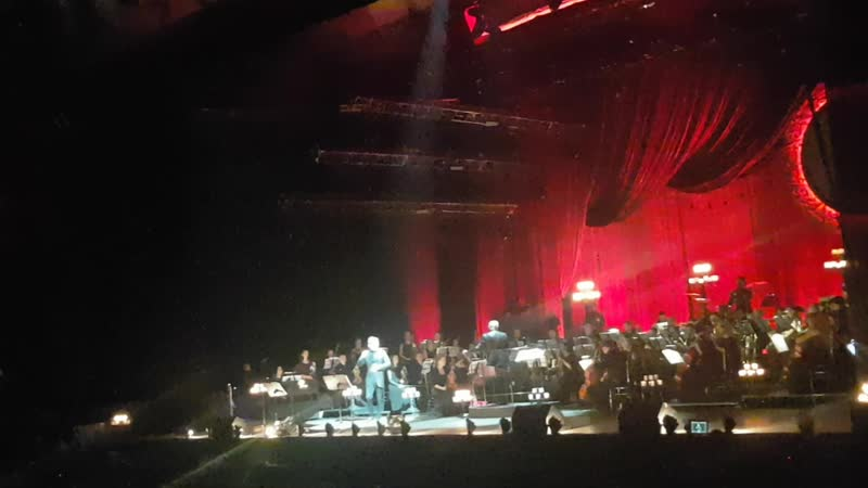 Дурочка БИ 2 с Симфоническим оркестром Екатеринбург ДИВС 02 11 2018