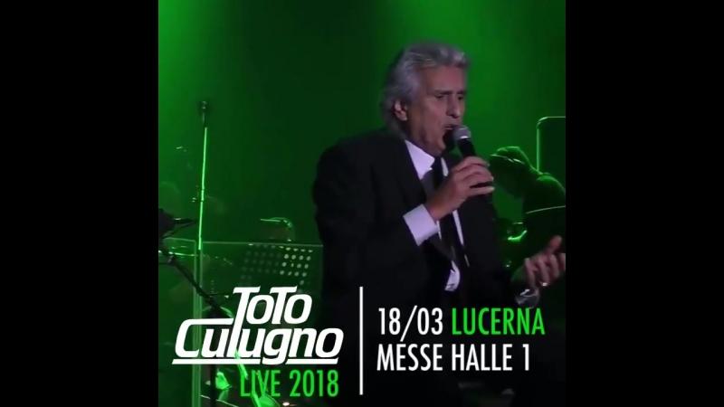 Ci vediamo a Lucerna il 18 marzo dalle ore 18.00, presso Messe Luzern Halle 1!