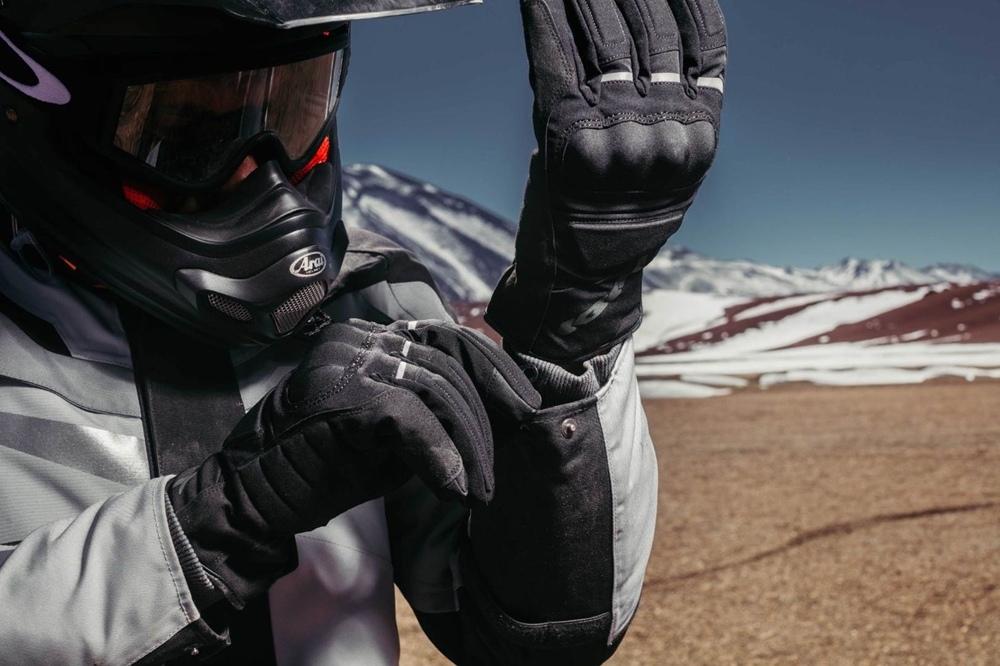 Новые туринговые мотоперчатки Spidi NK-6