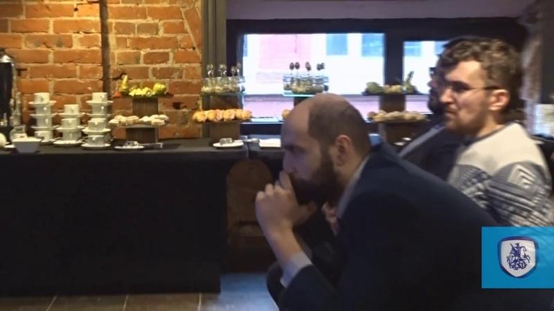 Moscow Seed Fund: деловой завтрак с инвесторами