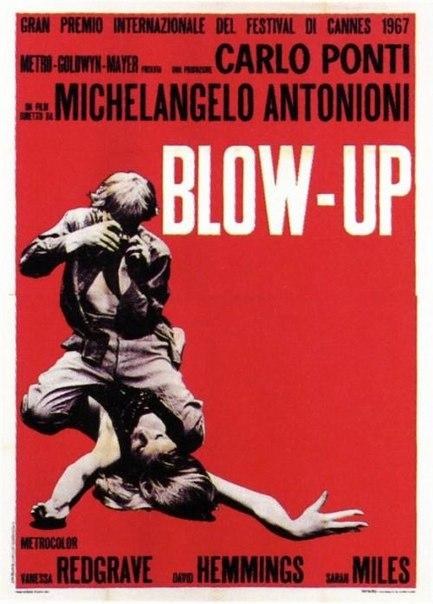 Blow-Up: Deseo de una mañana de verano
