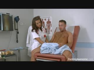 Keisha Grey - The Nurse Fantasy [All Sex BlowJob Big Tits HD Porn 2017]