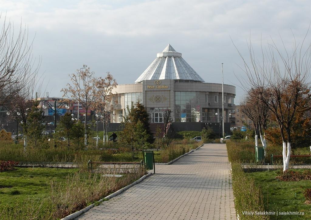 Дворец Бракосочетания. Шымкент, март 2019