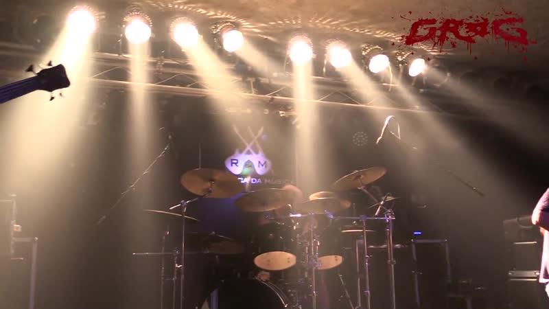 GROG - Live At Republica Da Musica 2013 (Full Show) (vk.com/afonya_drug)