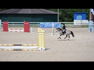Лично-Командное Первенство России для всадников на лошадях до 150 см. в холке