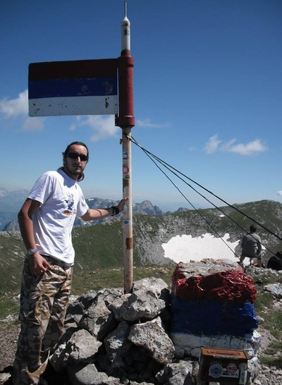 Mirko Petkovic, 30 июня , Каменка-Днепровская, id59694668